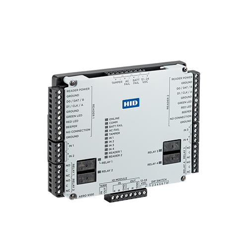 HID Global launches HID Aero door control panel platform Highlighting features that can be adapted to various businesses